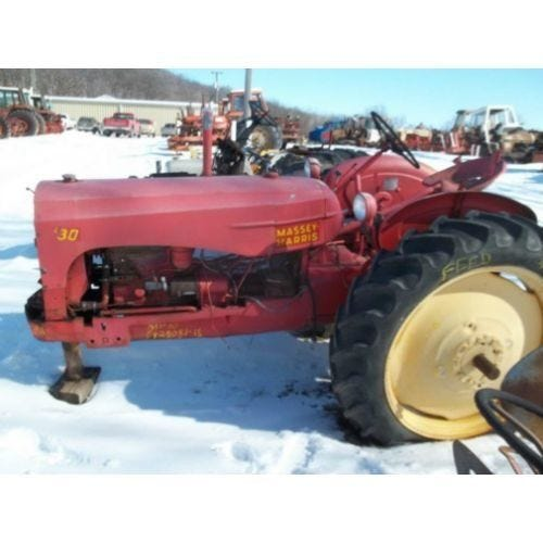 Used Massey Harris 30 Tractor Parts