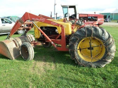 Used Minneapolis Moline 445 Tractor Parts