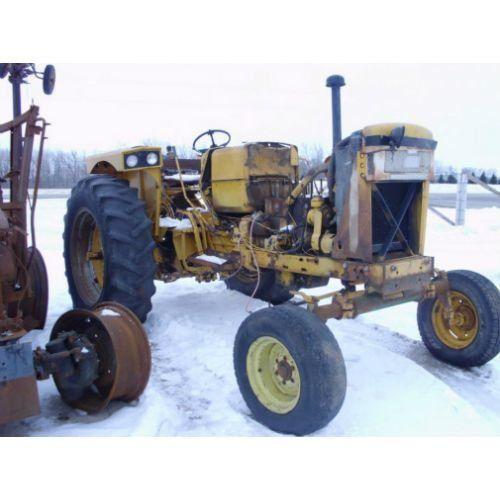 Used Minneapolis Moline m670 Tractor Parts