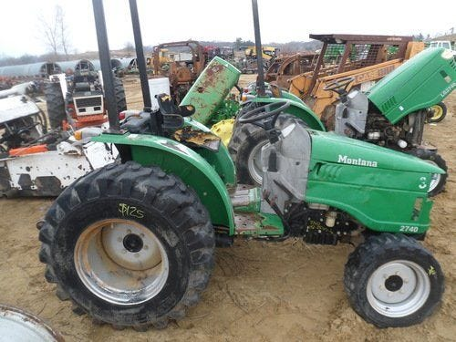 Used Montana 2740 Tractor Parts