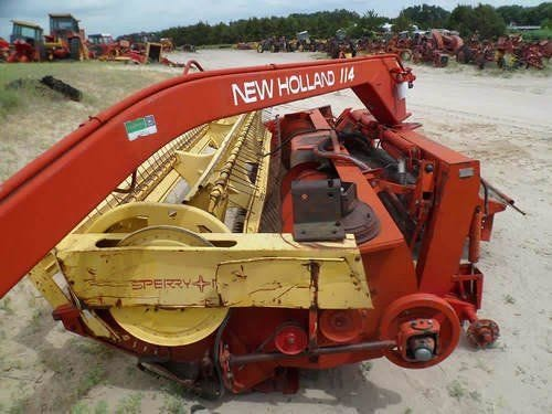 Used New Holland 114 Hay Cutting Parts