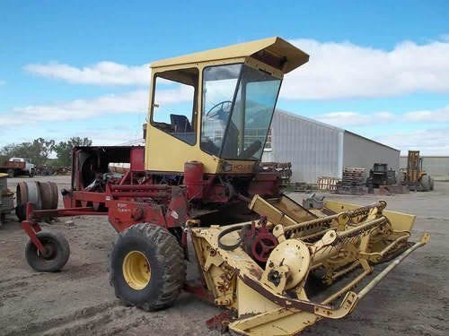 Used New Holland 1495 Hay Cutting Parts