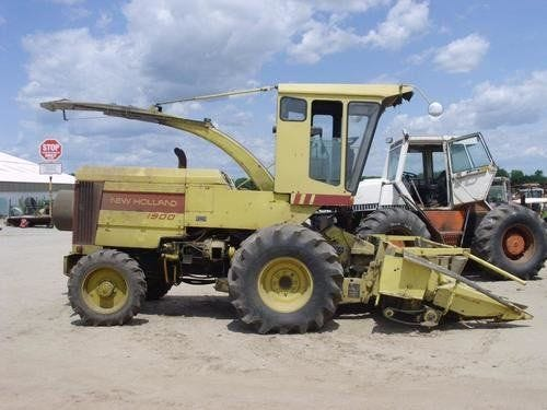 Used New Holland 1900 Harvester Parts