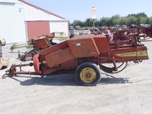 Used New Holland 271 Baler Parts