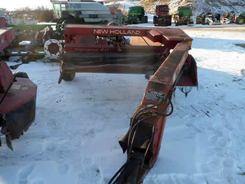 Used New Holland 411 Hay Cutting Parts
