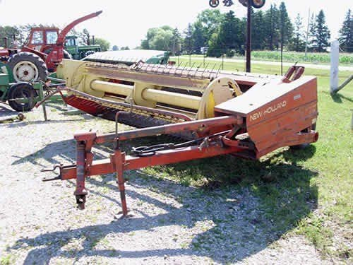 Used New Holland 469 Hay Cutting Parts