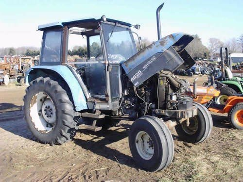 Used New Holland 4835 Tractor Parts
