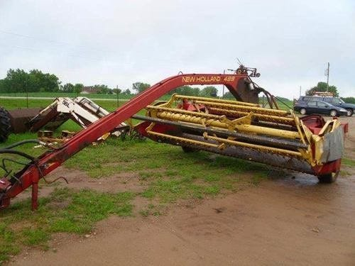 Used New Holland 499 Hay Cutting Parts