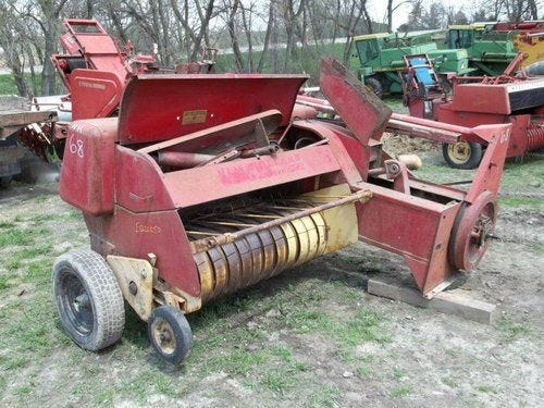 Used New Holland 68 Baler Parts