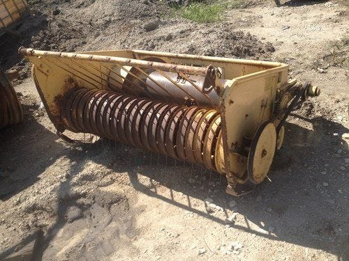 Used New Holland 717 Harvester Parts