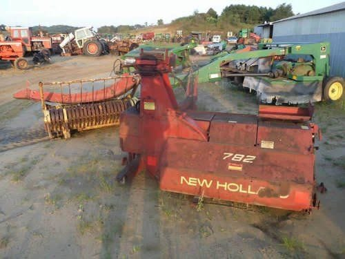 Used New Holland 782 Harvester Parts