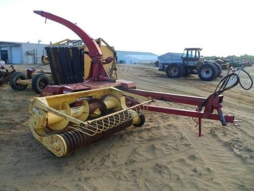 Used New Holland 790 Harvester Parts