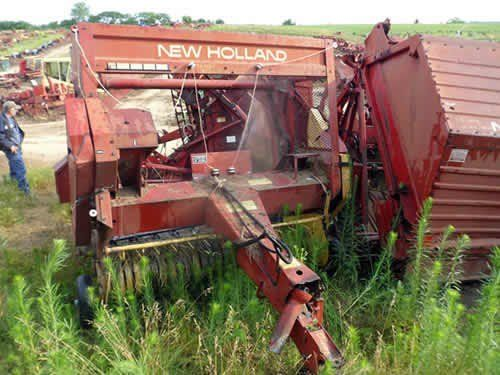 Used New Holland 851 Baler Parts