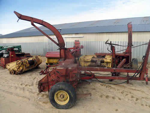Used New Holland 890 Harvester Parts