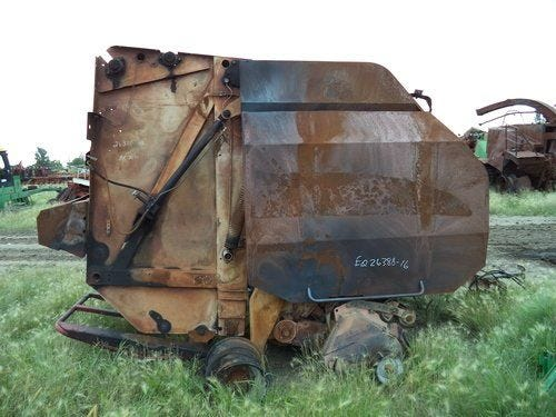 Used New Holland BR7090 Baler Parts