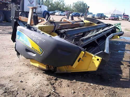 Used New Holland HS16 Header Parts
