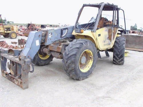 Used 2001 New Holland LM430 Construction & Industrial Parts