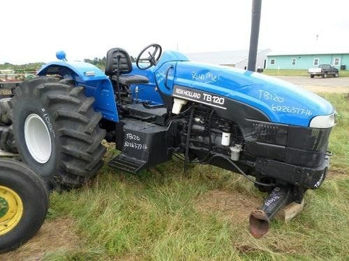 Used New Holland TB120 Tractor Parts