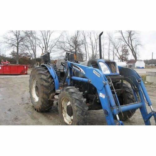 Used 2005 New Holland TN75A Tractor Parts