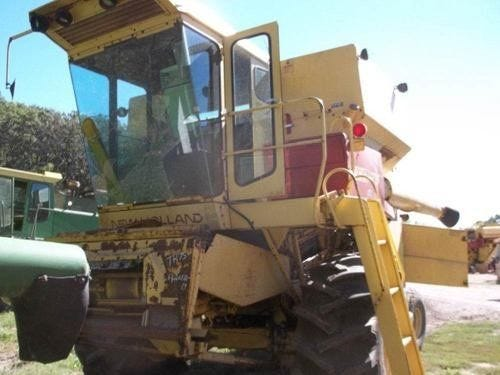 Used New Holland TR75 Combine Parts