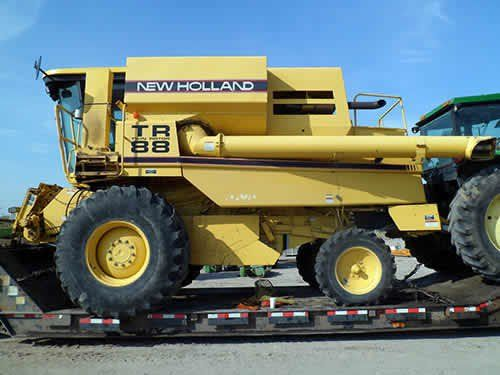 Used New Holland tr88 Combine Parts
