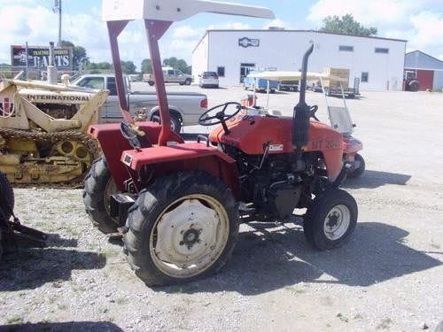 Used Nortrac NT204C Tractor Parts
