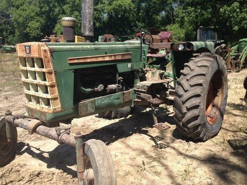 Used Oliver 1750 Tractor Parts