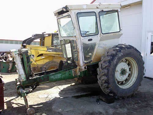 Used Oliver 1755 Tractor Parts