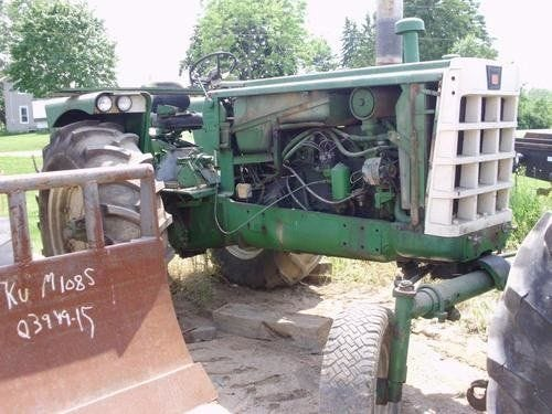 Used Oliver 1850 Tractor Parts