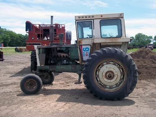 Used Oliver 1855 Tractor Parts