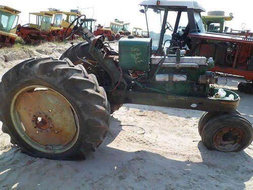 Used Oliver 77 Tractor Parts