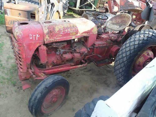 Used Oliver Super55 Tractor Parts