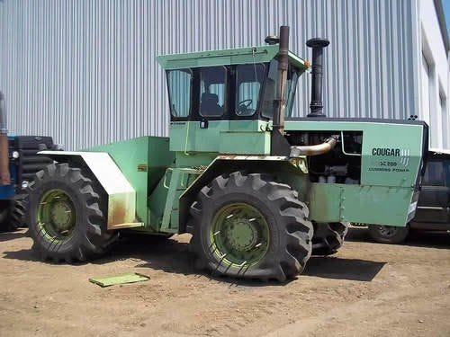 Used Steiger ST280 Tractor Parts