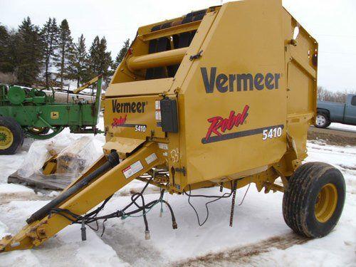 Used Vermeer 5410 Baler Parts