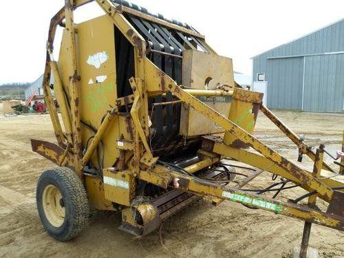 Used Vermeer 605A Baler Parts