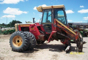 Used Versatile 150 Tractor Parts