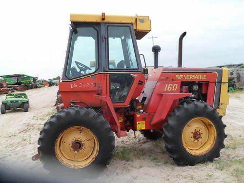 Used Versatile 160 Tractor Parts