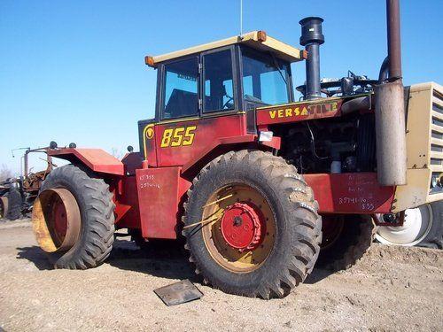 Used 1979 Versatile 855 Tractor Parts