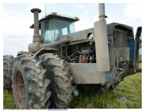 Used 1989 Versatile 946 Tractor Parts
