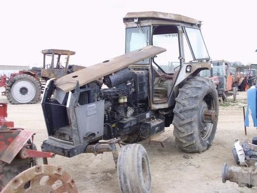 Used White 2-105 Tractor Parts