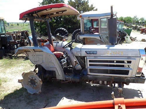 Used White 2-55 Tractor Parts