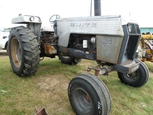 Used White 2-70 Tractor Parts