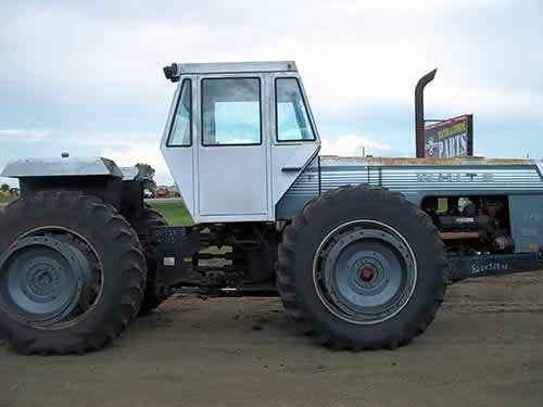 Used White 4-175 Tractor Parts