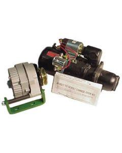 112509   24V to 12V Conversion Kit   John Deere 5010 5020      12V5010-GR