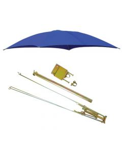 161182   ROPS Tractor Umbrella with Frame & Mounting Bracket   54
