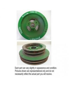 429722 | Accelerator Roll Drive Pulley | John Deere 9560 STS 9650 STS 9660 STS 9750 STS 9760 STS 9860 STS | H165008