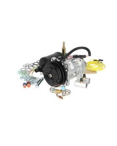 Air Conditioner Compressor Conversion Kit, Sanden Style, New, John Deere