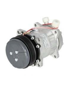 114071   Air Conditioning Compressor - Aftermarket   w/Clutch   Ford   82001879   New Holland   9827954   Ford 5640 6640 7740 7840 8240 8340   New Holland HW300 HW305      82001879   9827954   82008688   82016157   9847944   9849085   7865   8103   4328