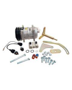 165645 | Air Conditioning Compressor Conversion Kit | John Deere 4640 4840 9640 |  | X10168