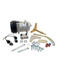 Air Conditioning Compressor Conversion Kit fits John Deere 4230 7520 5400 6600 4520 4020 4620 6620 4240 7700 7720 8430 4000 4040 4430 4630 4320 4440